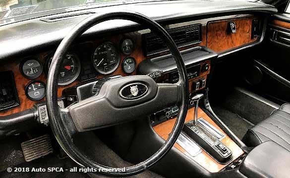 Drivers Side Dashboard